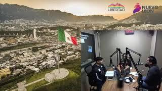 ENTREVISTA - RADIO Nuevo León - Libertad 102.1 FM