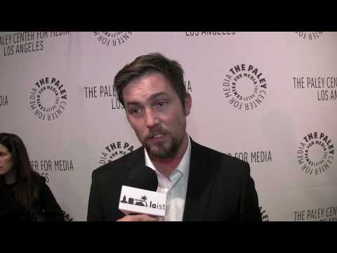Desmond Harrington of 'Dexter' at PaleyFest2010