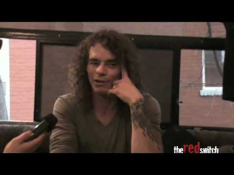 "Overkill Interview (Bobby ""Blitz"" Ellsworth) on The Red Switch 1 of 2"