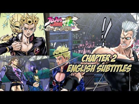 JoJo's Bizarre Adventure: Eyes of Heaven - Story Mode Chapter 2: Vento Aureo [English Subs]