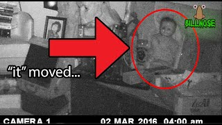 Top 10 CREEPY VIĎEOS of the SCARIEST STUFF Caught on Camera EVER