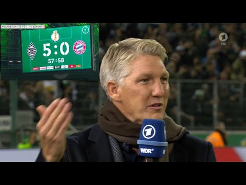 Download Schweini-Analyse: Gladbach gegenn Bayern hätte auch höher gewinnen können I DFB-Pokal 2te Runde 2021