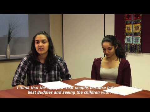 Students on Discrimination Clip 8