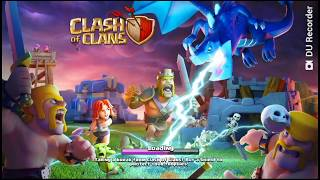 Defeat in versus battle in clash of clans