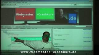 mit Firebug Webseiten analysieren und ändern - HTML & CSS effektiv lernen