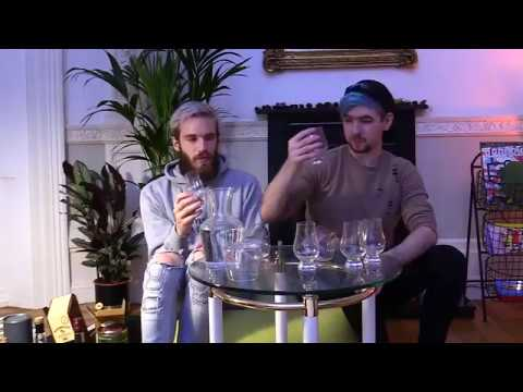 PewDiePie Are We Gonna Survive Drinking This  100 Year Old Whiskey