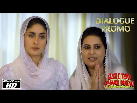 Mom, this is not the time! - Dialogue Promo 2 - Gori Tere Pyaar Mein - Kareena Kapoor, Imran Khan