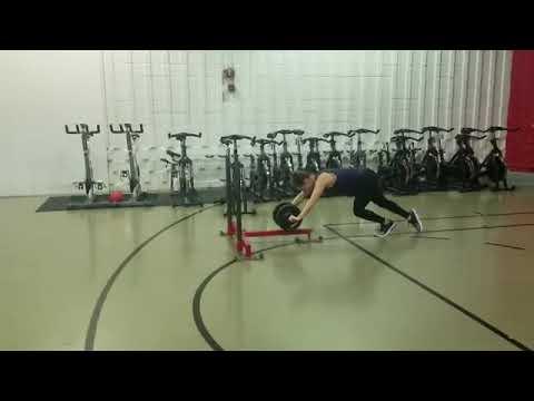 New U Fitness Kensington MD - Prowler Push