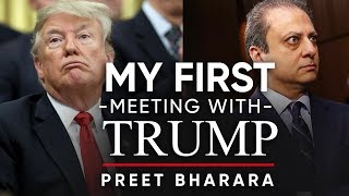 THE WHOLE SITUATION WITH DONALD TRUMP - Preet Bharara | London Real