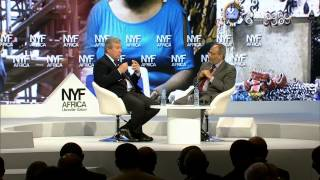 NYFA 2014 - In Conversation Richard ATTIAS & Carlos LOPES [In French]