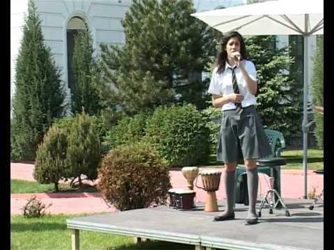 Hallelujah - British School of Bucharest