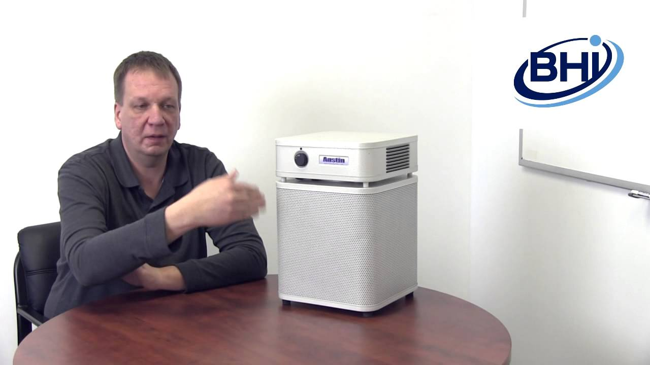 Austin Air Systems Air Purifier Review and Demonstration
