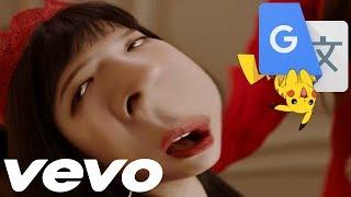 PARODIA RED VELVET (PEEK A BOO/PIKA CHU) PIKACHU, HITLER y GOOGLE ft. BTS, BLACKPINK y MACRI