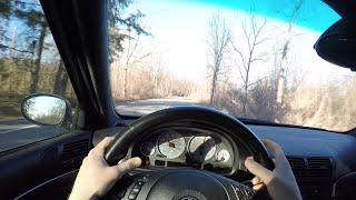 E39 BMW M5 Muffler Delete POV Drive and Wicked Exhaust!