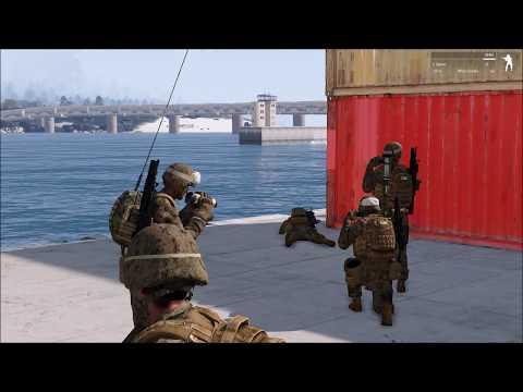 31st MEU - OP 13-16 - Raven 3-1 - Arma 3 USMC Co-Op Gameplay