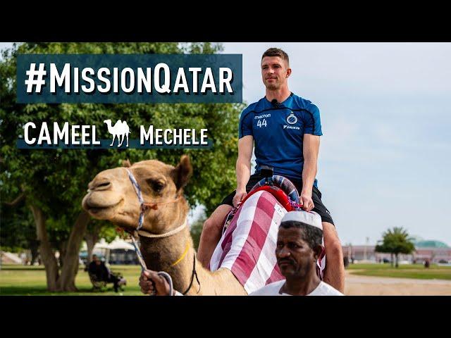 #MISSIONQATAR    De CAMeel met Brandon Mechele   2018-2019