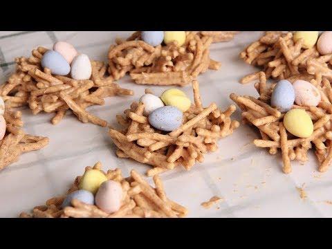 3-ingredient-bird's-nest-cookies-|-episode-1241