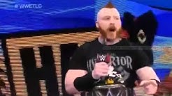 WWE Smackdown 26 november 2015    Sheamus confronts Roman Reigns