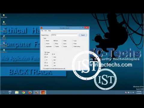 Google Hacking  Video   Online Cyber Security Trainings