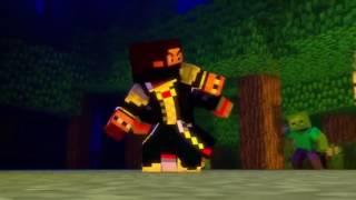 Мистик И Лаггер ! Видео КЛИП Minecraft