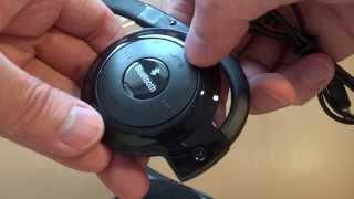 Bluetooth-навушники для спорту, розпакування посилки з Aliexpress