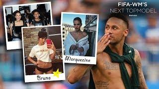 Neymars Freundin Bruna: Die Queen unter den Spielerfrauen