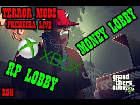 GTA V(XBOX360) MONEY LOBBY (PR0FESSORdoLUAN)