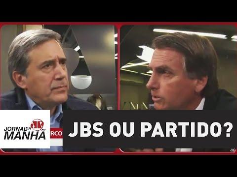 Villa x Bolsonaro: JBS ou partido? De onde veio o dinheiro da campanha do deputado em 2014