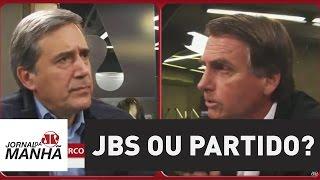 Villa x Bolsonaro: JBS ou partido? De onde veio o dinheiro da campanha do deputado em 2014 thumbnail