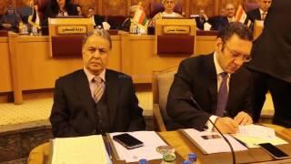 مصر العربية | الجزائر تتسلم رئاسة اللجنة الاقتصادية الـ 99 بالجامعة العربية