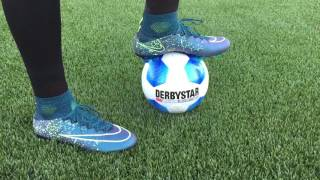 Test of Nike Mercurial Superfly FG 4 | Nike Electro Flare Pack | FlexShots |