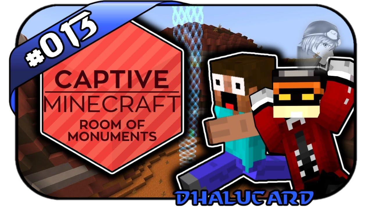 CAPTIVE MINECRAFT SYNCHRON KOPFNICKEN Mit Earliboy - Minecraft captive spiele