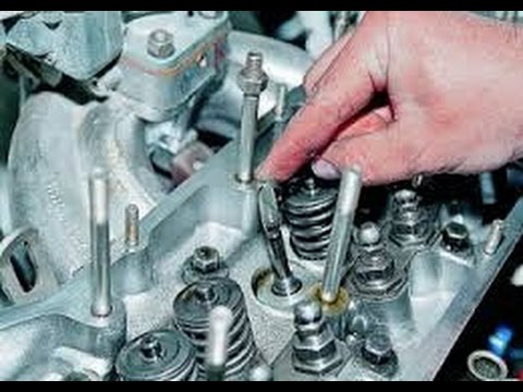 Причина повышенной шумности при работе двигателя под крышкой клапанов ваз 2101-2107
