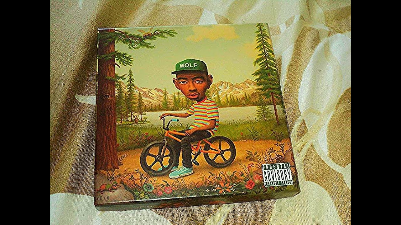 Tyler The Creator Wolf Deluxe Edition Unboxing Youtube