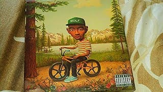 Tyler, the Creator WOLF Deluxe Edition Unboxing