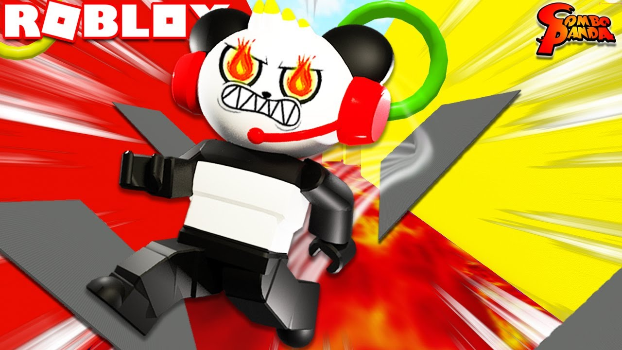 This Roblox Game Makes me RAGE! Roblox Rage Runner Let's Play!!