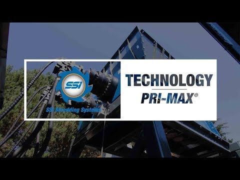 SSI Technology - PRI-MAX Primary Reducer