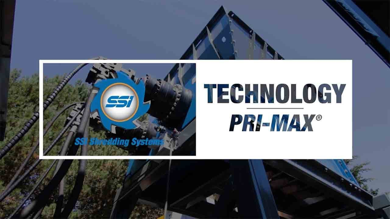 SSI Technology: PRI-MAX Primary Reducer