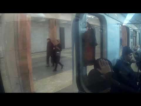 Калужско-Рижская линия (КРЛ) - 81-714 0474 | 2019.11.06