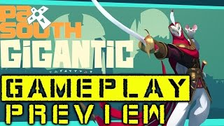 Gigantic - PAX South Gameplay Preview