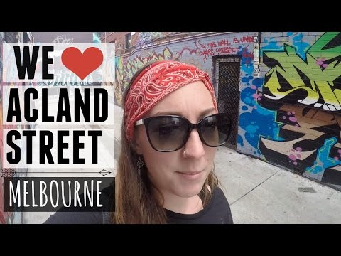 We love Acland Street | Melbourne
