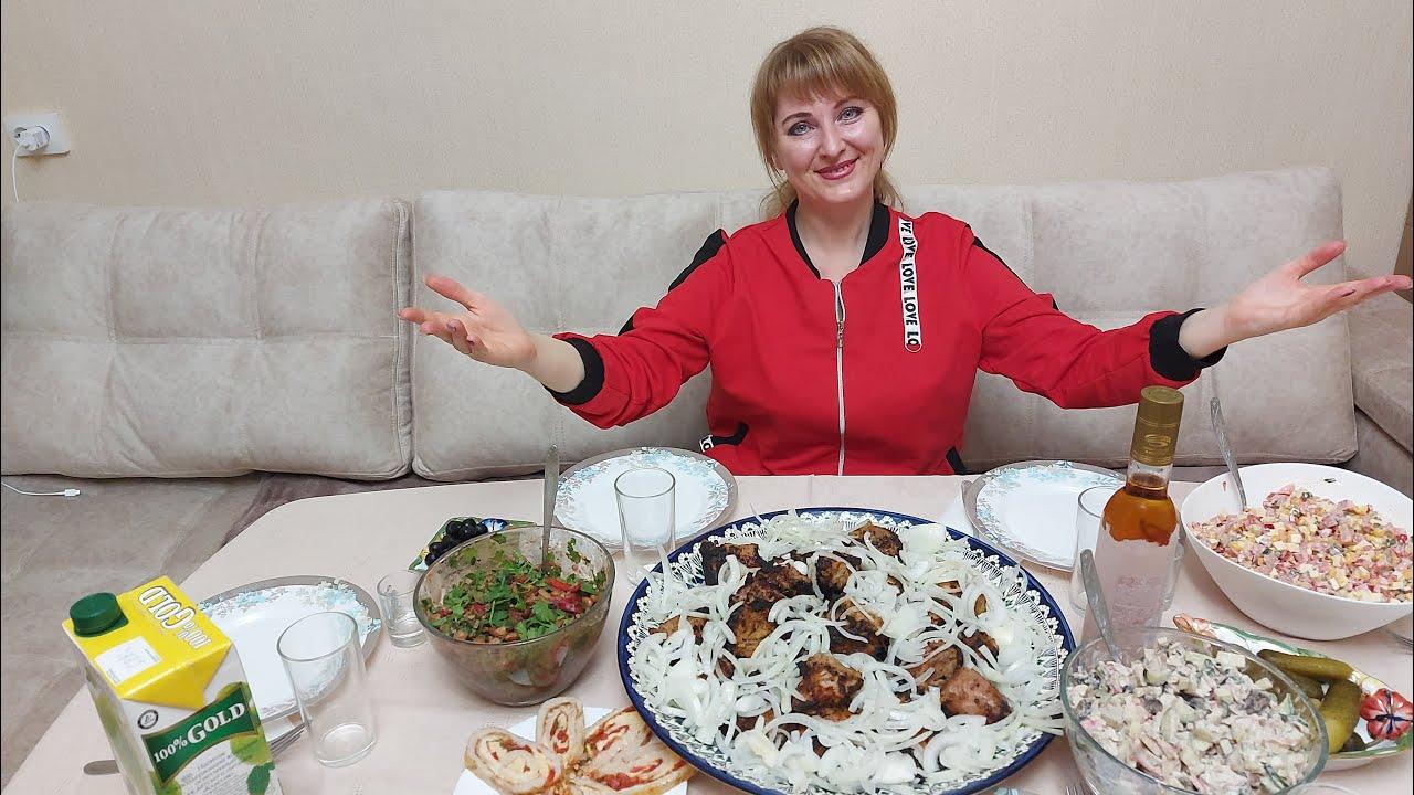 Три наивкуснейших салата
