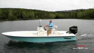 MAKO Boats: 2015 21 LTS Complete Review by BoatTEST.com