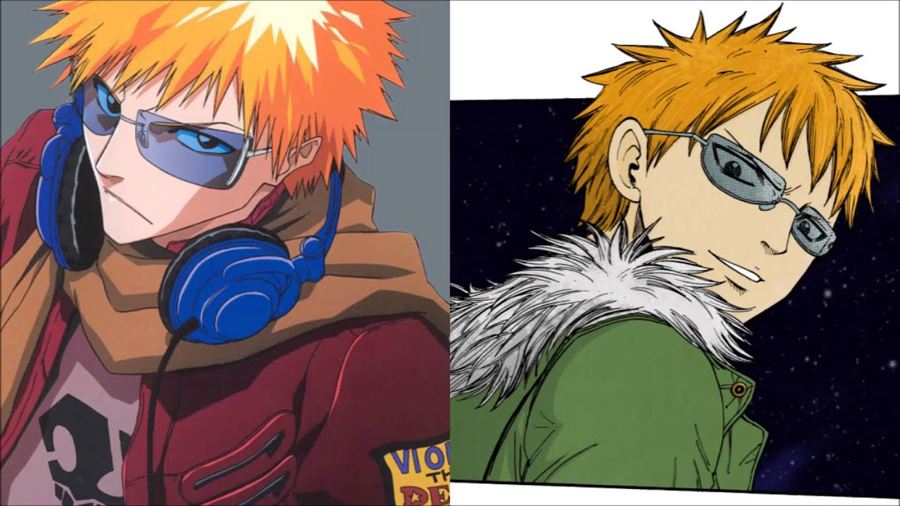 Anime Characters Look Alike : Anime look alikes part youtube