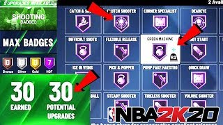* NEW * NBA 2K20 BADGE GLITCH AFTER PATCH 1.08 & HOTFIX! HOF BADGES FAST & EASY PS4,XB1