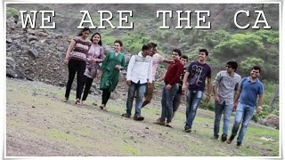 We Are The CA (CA Theme Song) | a Devansh Doshi & Keyur Bhagat Musical |