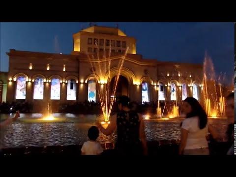 Alise Telimi visit Armenia 2016