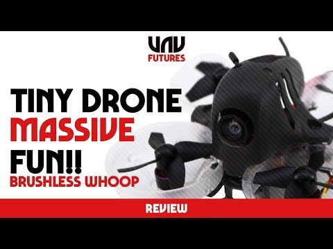 MY NEW ADDICTION! BRUSHLESS WHOOPS!! HB64 FPV DRONE REVIEW