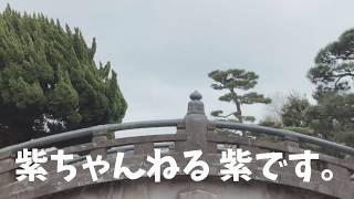 まんがタイムKRコミックス ハナヤマタの聖地巡りに行ってきました 短い動画ですが、紫ちゃんねるを今後お願いします。紫.