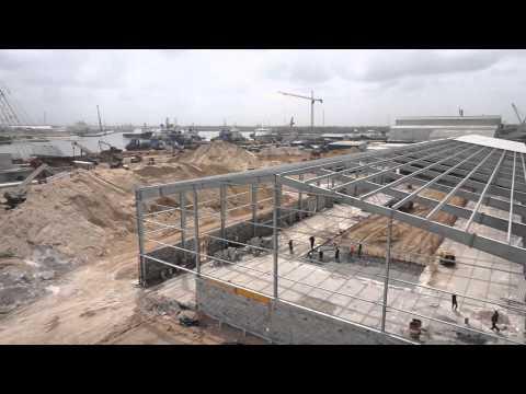 Onne Port Project